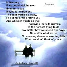 In Memory Of Loved Ones Quotes Amazing Quotes For Memory Of Loved One Print Best Quotes Everydays