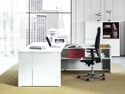 t shaped office desk. L Shaped Office Desks Contemporary Style Executive Desk With Shelves Delta . T