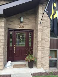 front door paint ideas 2Best 25 Dark front door ideas on Pinterest  Colored front doors
