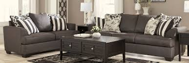 Ashley Furniture Levon Charcoal Living Room Set A