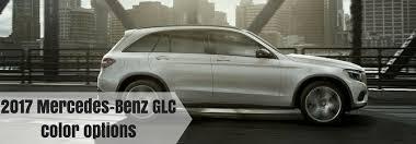 Mercedes Colour Chart 2017 2017 Mercedes Benz Glc Exterior Color Options