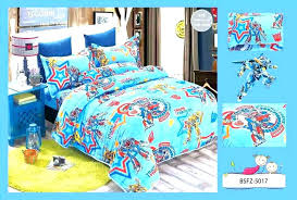 transformer bed sets transformers set bedroom camouflage bedding twin size