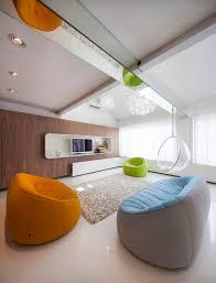 Home Designs: Space Age Sofa - Loft Design