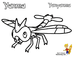 193_Pokemon_Yanma_at_coloring pages book for kids boys worksheet 3 electron configurations answers chapter8reviewkey jpg on configuration worksheet