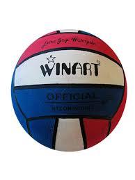 <b>Мяч для водного поло</b> №5 красный/белый/синий WinArt 8508882 ...