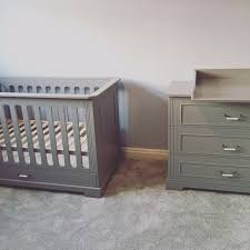 grey nursery furniture. daisy nursery furniture set in grey see more at funique n