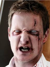 alec parry jones this self created zombie for 2007 is simply ace wrexham in the uk never knew what hit it