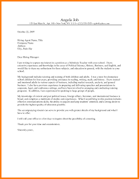English Teacher Cover Letter Sample Image Collections - Letter ...