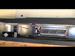 fk fireplace blower kit installation