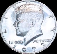 1972 Kennedy Half Dollar Value Chart 1972 Kennedy Half Dollar Value Cointrackers
