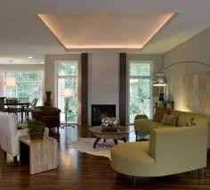 Tray Ceiling Lighted Tray Ceiling Living Room Modern With Tray Ceiling