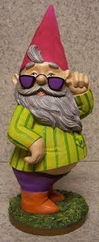 garden accent extra large sunglass vacation gnome new freestanding 10 3 4 tall