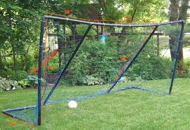Franklin Tournament Steel Portable Soccer Goal  12u0027 X 6u0027  HayneedleBackyard Soccer Goals For Sale