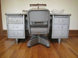 industrial style office chair. image of shaw walker industrial desk chair style office