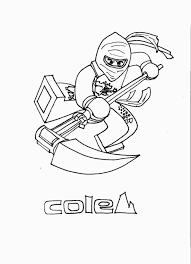 Free Printable Ninjago Coloring Pages For Kids For Lego Ninjago
