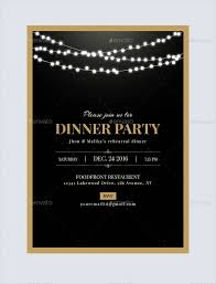 dinner template 47 dinner invitation templates psd ai free premium