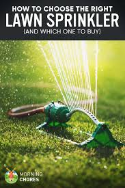 8 best sprinkler for lawn and garden reviews ing guide