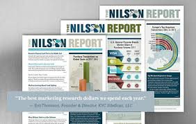 The Nilson Report News And Statistics For Card And Mobile