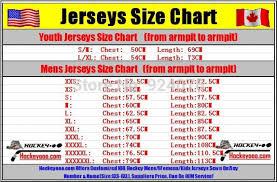 Reebok Throwback Jersey Size Chart 61 Disclosed Koho Hockey Jersey Size Chart