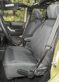 rugged ridge s elite ballistic pro seat covers for 2007 2016 jk and jku models are