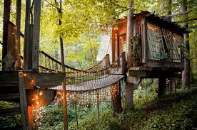 How To Honeymoon In Luxury For Less Than £1000 Per Person  Daily Treehouse Accommodation Nsw