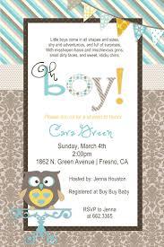 Baby Boy Owl Shower Invitation 1250 Via Etsy  OWLS Owl Baby Shower Invitations For Boy