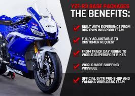 new tkrp yamaha yzf r3 racing bikes