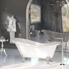 67 gibson clawfoot slipper bathtub
