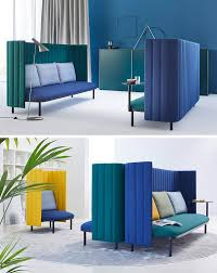 office furniture collection. German Furniture Company Ophelis, Has Designed A Collection Of Modular Office Pieces That Are R