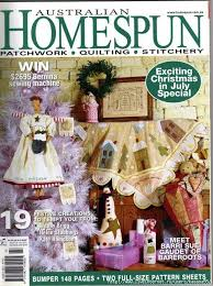 63 best Homespun-Austrailian mag images on Pinterest | Picasa ... & Australian homespun part 1 pages 3 to 63 no series quilt in this part, no  patterns Adamdwight.com
