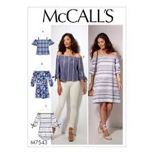 Mccalls Sewing Pattern Simple Inspiration