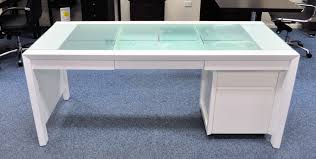 large white office desk. Beautiful Pleasurable Ideas White Office Desks Home For Large Desk I