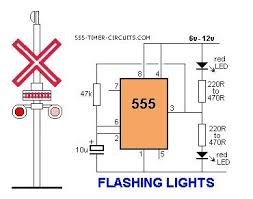 strobe light circuit diagram the wiring diagram readingrat net Police Lights Wiring Diagram blinking led circuit diagram the wiring diagram, circuit diagram police light bar wiring diagram