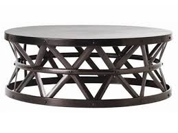 round coffee table and end tables silver hammered coffee table in silver drum coffee tables