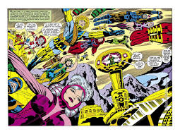 Today we take a look at the eternals: Eternals The Complete Saga Omnibus Hc Collected Editions