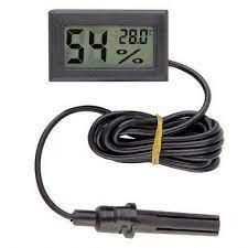 Sıcaklık ve Nem Ölçer Problu - 20,36 TL