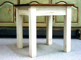 small wooden lamp table small lamp tables rustic side table cottage end table white small table
