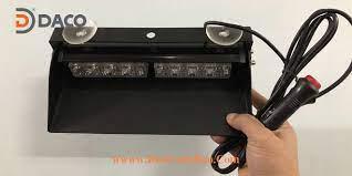 Đèn LED xe ưu tiên Xanh Đỏ gắn trong xe ô tô – lắp tap lô LED-23X | Nhà  Phân phối Cung cấp Đèn Loa Còi Cảnh báo Báo hiệu Tín hiệu
