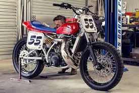honda cr500 tracker kiwi style carpy s cafe racers