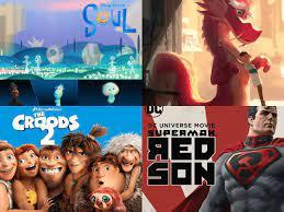 Top 10 phim hoạt hình chiếu rạp hay nhất