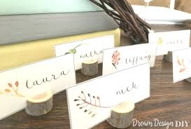 free thanksgiving place card printables