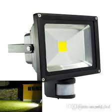 10w 20w super bright pir motion sensor flood light outdoor led flood lights pir floodlight basement light best outdoor flood lights outdoor flood lights led