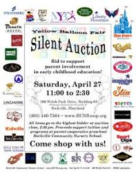 silent auction program template 25 unique silent auction ideas on pinterest auction ideas
