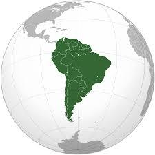 Южная Америка Википедия