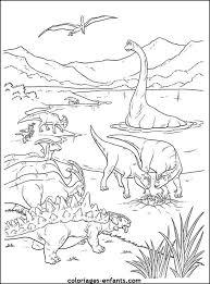 Kleurplaat Dino Geschiedenis Kleurplaten Dinosaurussen Y Kleuren