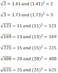Roots Radicals Gmat Math Study Guide