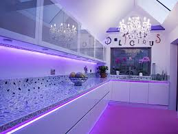 lighting for kitchens. kitchen cupboard lighting full led for kitchens r