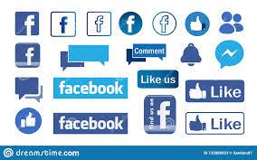 Logo Artistic Facebook Stock Illustrations 51 Logo Artistic
