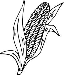 Small Picture Free Printable Coloring Corn Coloring Pages 13 For Picture