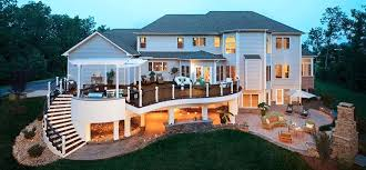 trex deck lighting. Trex Transcend Prices Decking Reference Idea For Traditional Deck With Lighting And Pergola